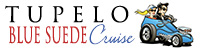 Blue Suede Cruise Logo